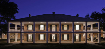 Jackson Barracks - Garrison Structures 9, 10, and 11
