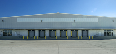 New Warehouse for Property Management Group