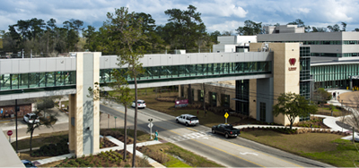 St. Tammany Parish Hospital Pedestrian Skybridge