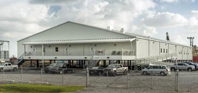 BP Base Operations Camp